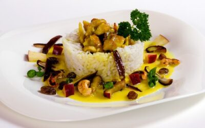 Curry Geschnetzeltes Exotic Style