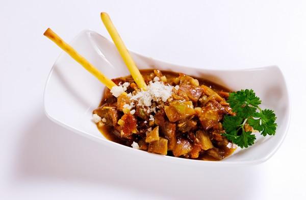 Pastasauce mit Gemüse