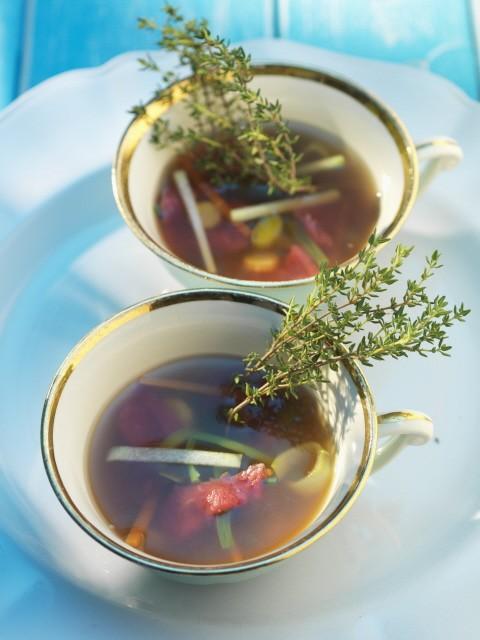Thymian–Rabbit-Tea